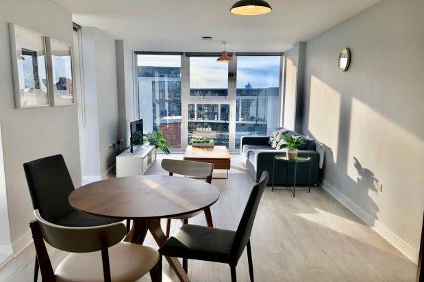 Thumbnail Flat to rent in Bridgewater Gate, Salford
