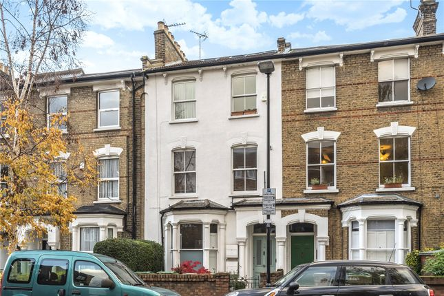Thumbnail Flat for sale in Lorne Road, London