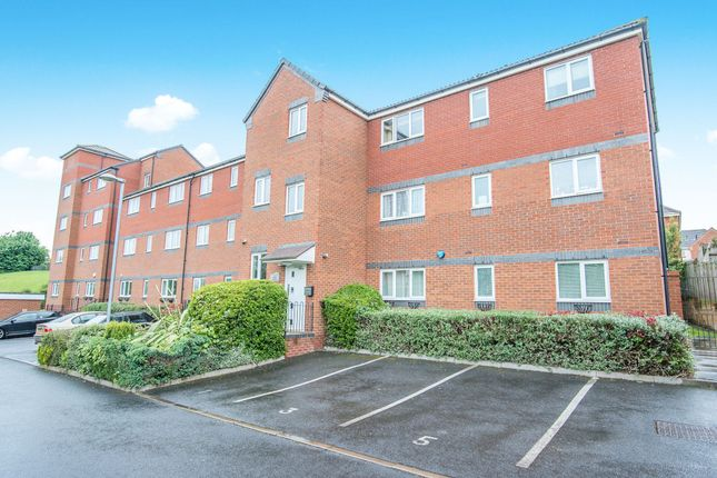 Thumbnail Flat for sale in Palmerston Avenue, Wilnecote, Tamworth