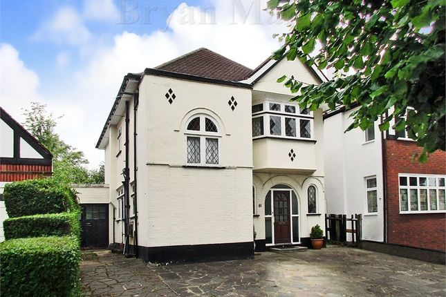 Thumbnail Detached House For Sale In Shaftesbury Avenue Kenton Harrow