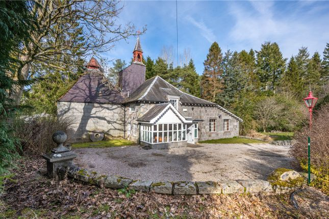 Thumbnail Detached house for sale in Lower Kennerty Mill, Burnside Road, Peterculter, Aberdeenshire