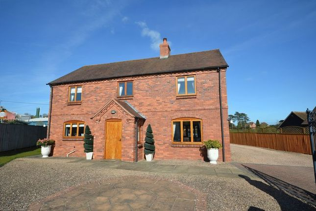 Thumbnail Detached house for sale in Lineage Court, Burford, Tenbury Wells