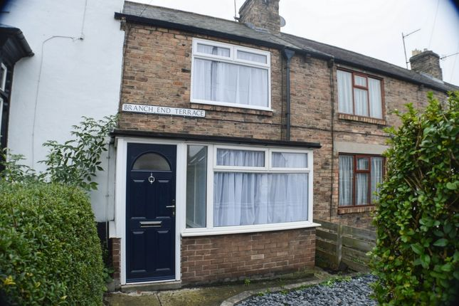 Thumbnail Terraced house to rent in Branch End Terrace, Stocksfield
