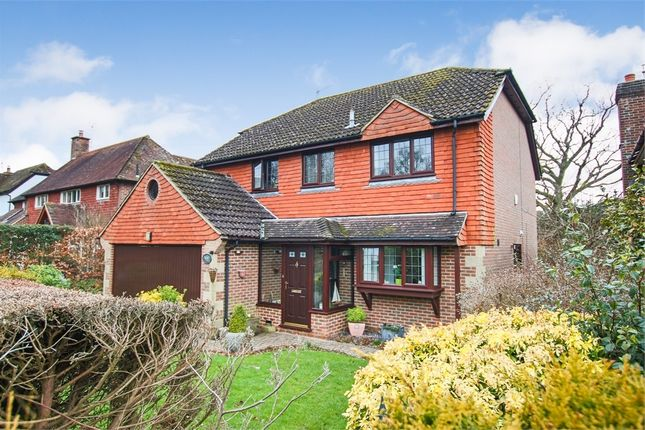 Thumbnail Detached house for sale in Ashdown Road, Forest Row, East Sussex