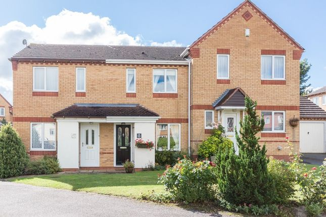 Thumbnail Terraced house for sale in Foxglove Close, Rushden