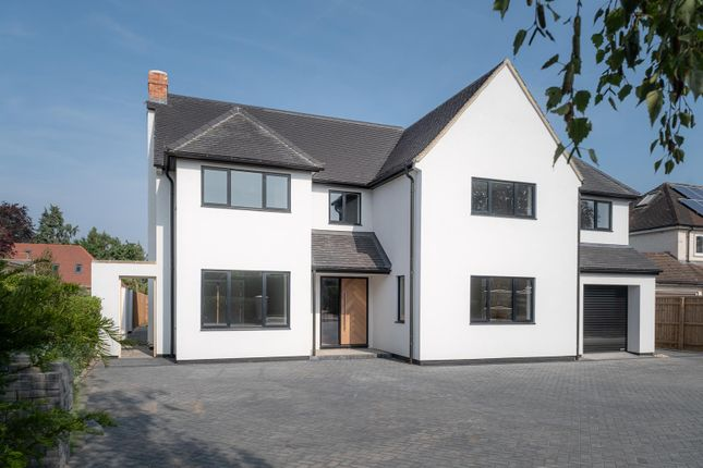 Thumbnail Detached house for sale in Greenhills Road, Charlton Kings, Cheltenham, Gloucestershire