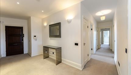 Thumbnail Flat to rent in Strathmore Court, St John's Wood, London