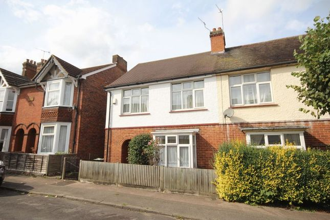Thumbnail Semi-detached house to rent in Lawn Road, Tonbridge