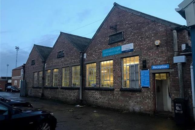 Thumbnail Commercial property for sale in Mot Testing Station DN21, Lincolnshire