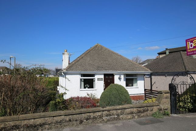 Thumbnail Bungalow for sale in Mill Lane, Bolton Le Sands, Carnforth