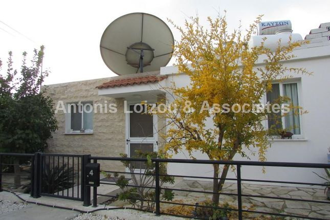 Thumbnail Bungalow for sale in Armou, Cyprus