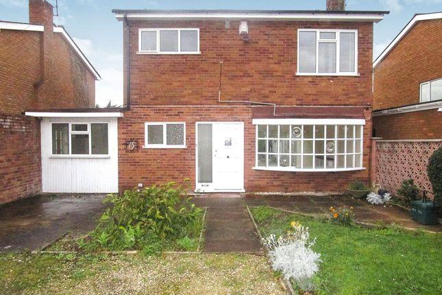 Thumbnail Detached house for sale in Ashfield Road, Compton, Wolverhampton