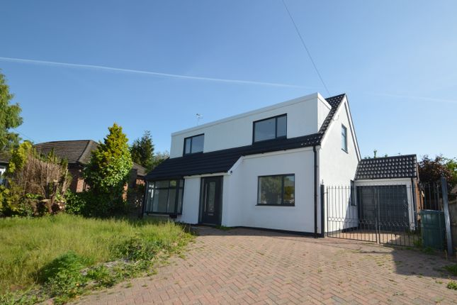 Thumbnail Bungalow to rent in Ferndale Avenue, Whitefield, Manchester