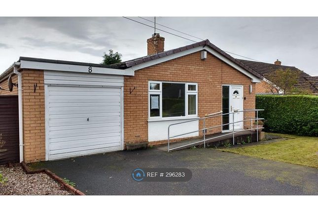 Thumbnail Bungalow to rent in Wats Dyke Way, Mold