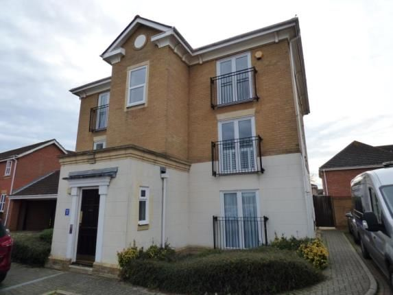 Thumbnail Flat for sale in Cheldoc Rise, St. Marys Island, Chatham, Kent