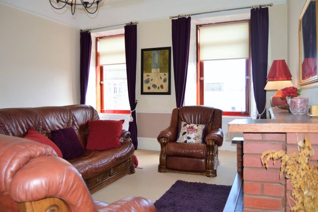 Thumbnail Maisonette for sale in High Street, Irvine