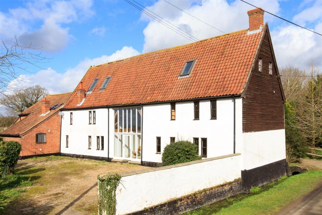 Thumbnail Barn conversion for sale in Mundham, Norwich