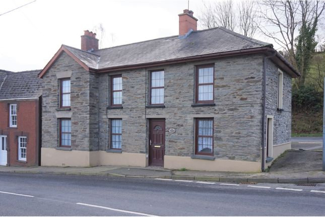 Thumbnail Detached house for sale in Station Road, Newcastle Emlyn