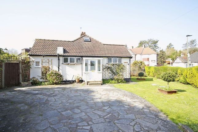 Thumbnail Semi-detached bungalow for sale in Welbeck Avenue, Bromley