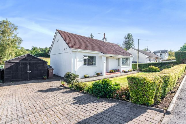 Thumbnail Detached bungalow for sale in Fintry Road, Kippen, Stirling