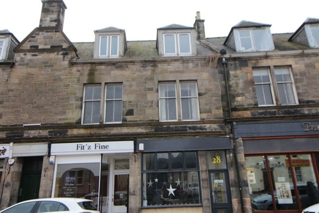 Thumbnail Flat for sale in John Hunter Court, St. Brycedale Road, Kirkcaldy
