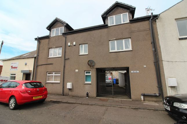 Thumbnail Flat for sale in Crown Street, Ayr