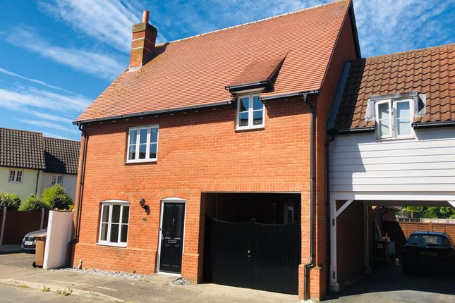 Thumbnail Property to rent in Cowdrie Way, Chancellor Park, Chelmsford