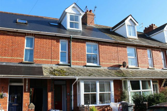 Thumbnail Terraced house to rent in Clifford Terrace, Scotts Lane, Wellington