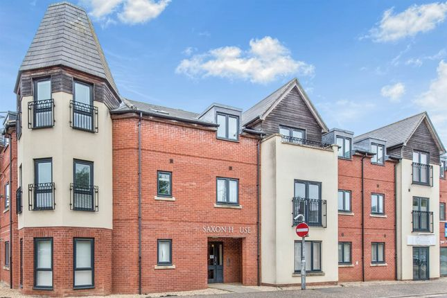 2 bed flat for sale in Thetford Road, Watton, Thetford IP25