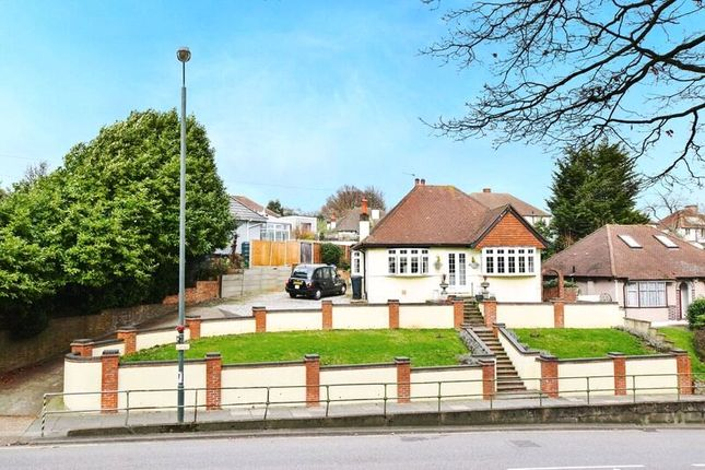 Thumbnail Detached bungalow for sale in Watling Street, Bexleyheath, Kent