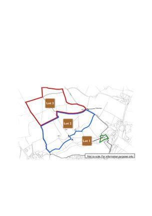 Lotting Plan of Smithy Lane, Rainow SK10