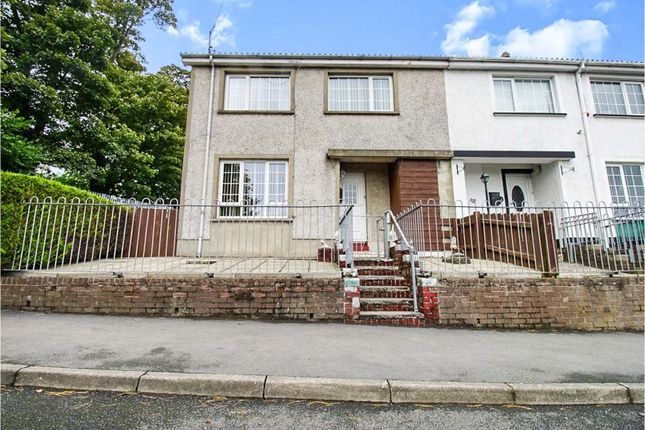 Thumbnail End terrace house for sale in Mountview Drive, Banbridge