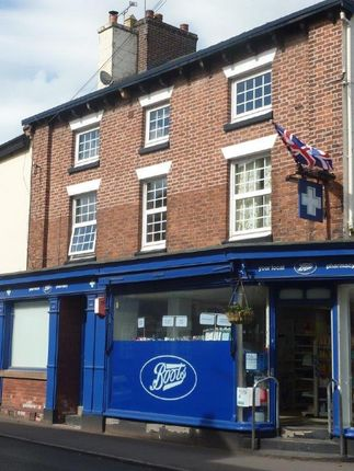 Thumbnail Flat to rent in Crown Courtyard, Cheshire Street, Audlem, Crewe