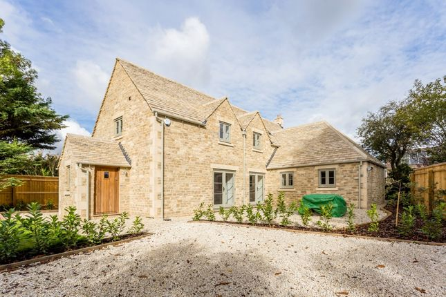 Thumbnail Detached house to rent in Ampney Crucis, Cirencester