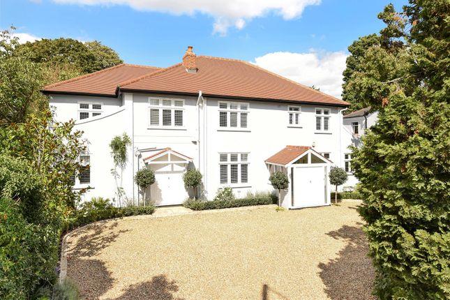 Thumbnail Detached house for sale in Park Road, Hampton Hill, Hampton