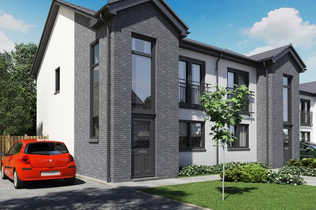 Thumbnail Semi-detached house for sale in Naperston Gate, Alexandria