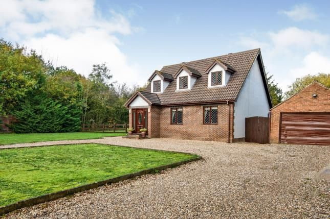 Thumbnail Detached house for sale in Fobbing, Stanford Le Hope, Essex