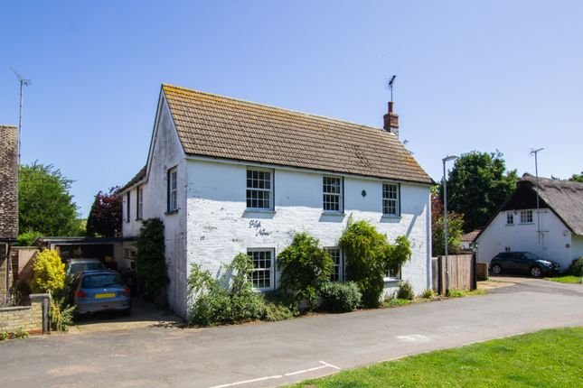 Thumbnail Detached house for sale in The Green, Histon