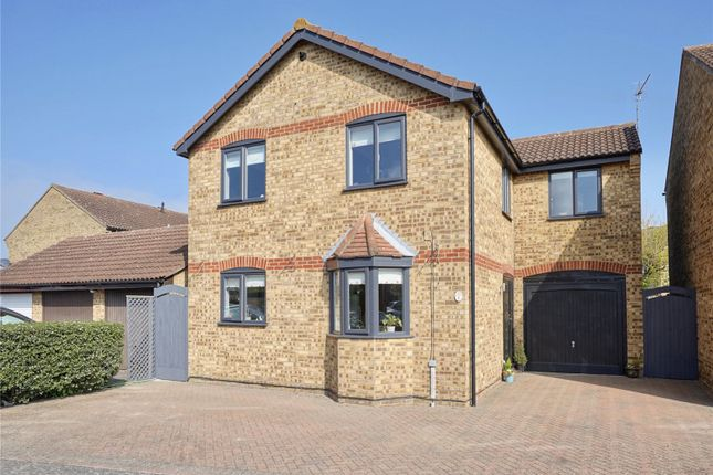 4 bed detached house for sale in Carisbrooke Way, Eynesbury, St. Neots PE19