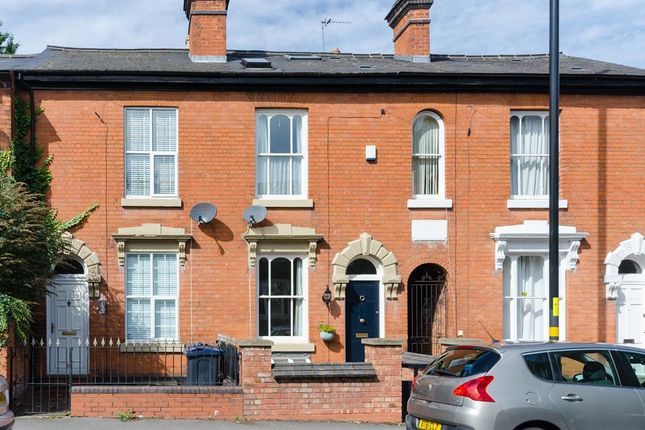Terraced house for sale in Metchley Lane, Harborne, Birmingham