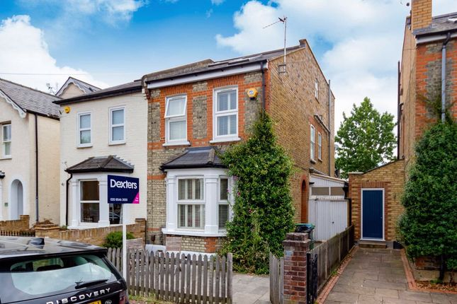 Thumbnail Semi-detached house for sale in Beresford Road, Kingston Upon Thames