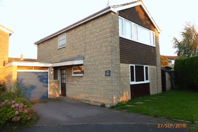 Thumbnail Detached house to rent in Ashmead Drive, Gotherington, Cheltenham