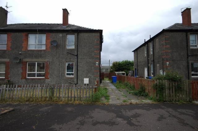 Thumbnail Flat to rent in Lochside Road, Ayr, South Ayrshire, 9Lq