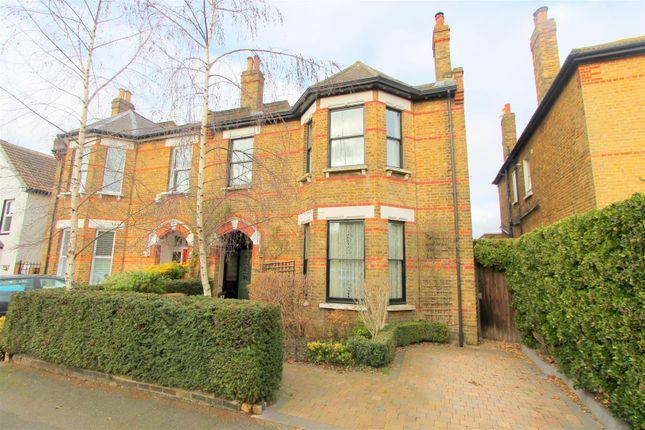 Thumbnail Semi-detached house for sale in Clifton Road, Wallington