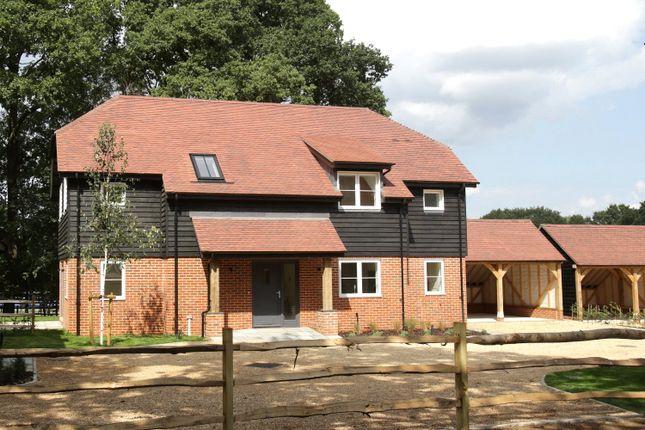 Thumbnail Detached house for sale in Oak House, Chineham, Basingstoke