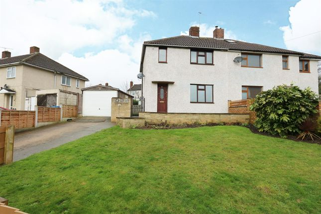 Thumbnail Semi-detached house to rent in Bower Farm Road, Old Whittington, Chesterfield, Derbyshire