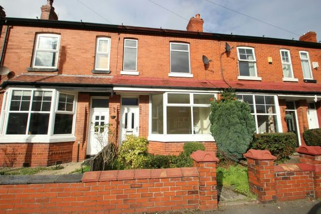 Thumbnail Terraced house to rent in Belmont Road, Sale