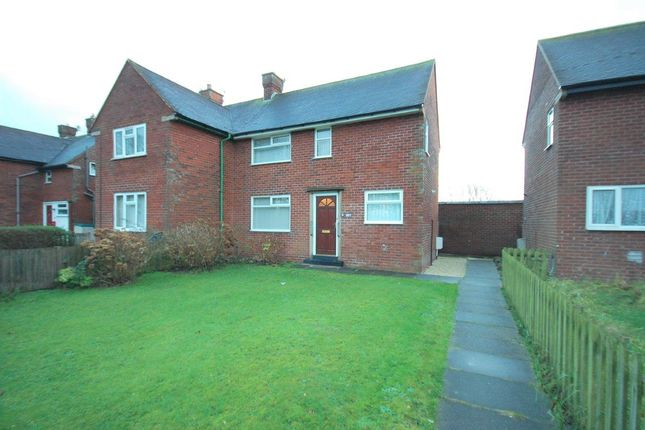 Thumbnail Semi-detached house to rent in Moor Park Avenue, Blackpool