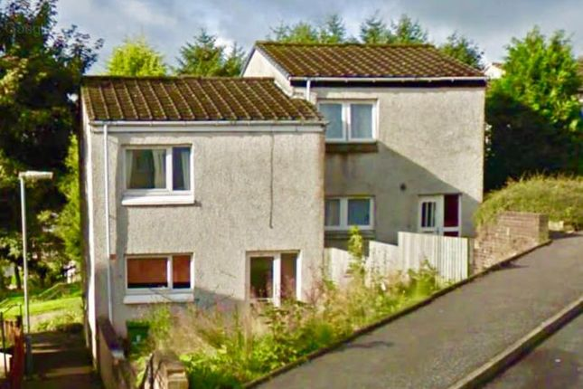 Thumbnail Terraced house to rent in Garry Place, Falkirk