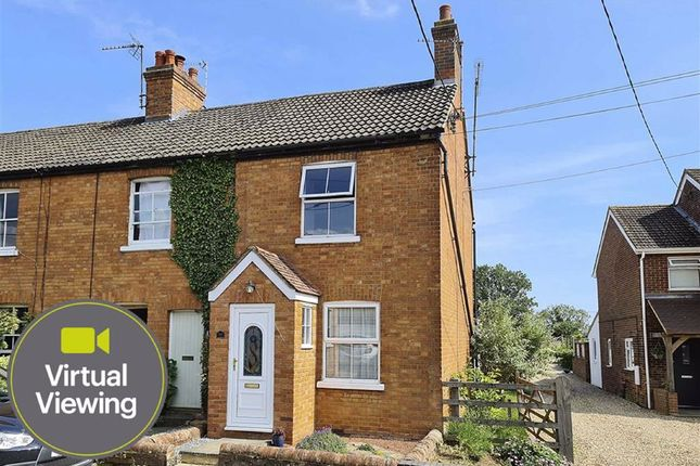 Thumbnail End terrace house for sale in Dunton Road, Stewkley, Leighton Buzzard